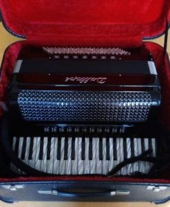 Dallapé 4/5 Piano Accordion Standard Bass