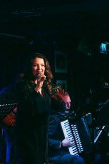 Joanna Strand and Romano Viazzani