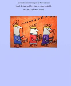 We Three Kings - Duet Sheet music cover
