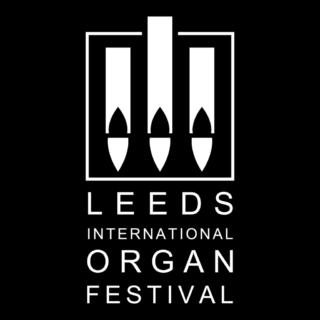 Leeds International Organ Festival -Logo
