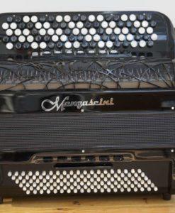 Mengascini Free Bass C system Free Bass Accordion