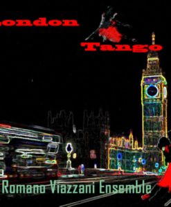 London Tango CD Cover