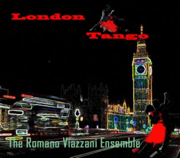 London Tango CD Cover
