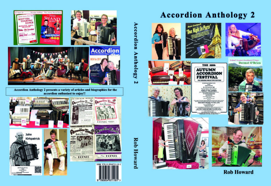 Accordion Anthology Volume 2-Cover