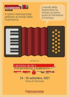 Cremona 2021 Poster