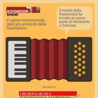 The Accordion Show, Cremona Musica Logo