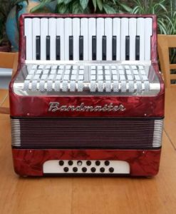 Bandmaster 26/12 accordion