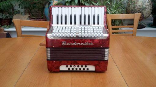 Bandmaster 26/12 accordion