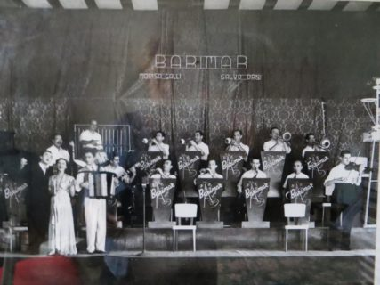 Barimar and his Orchestra in the 40s