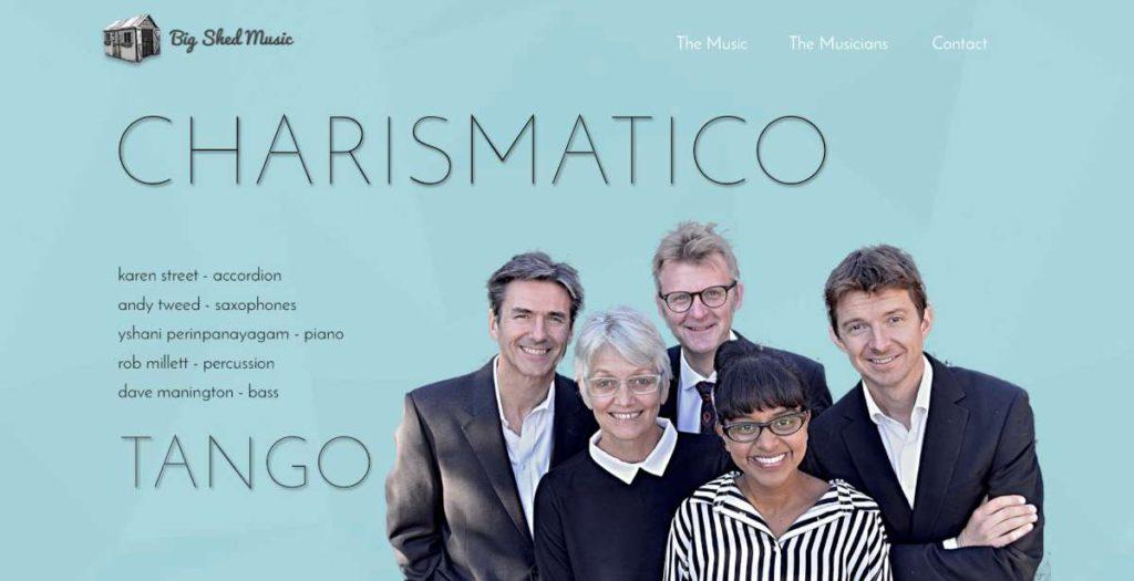 Cárismatico Tango Ensemble