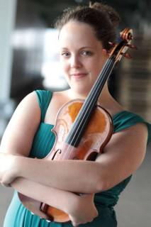 Corinna Hentschel-violin