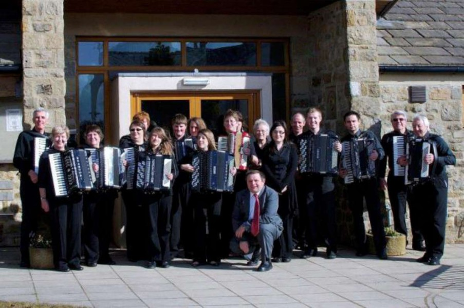 Craven Accordion Orchestra