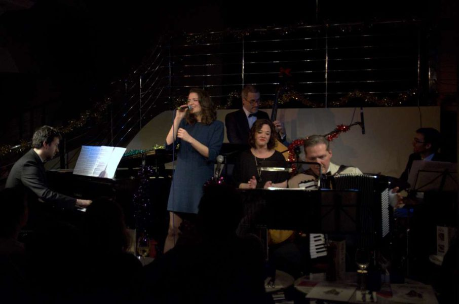The Pheasantry Joanna Strand and Jacqui Tate Christmas Show