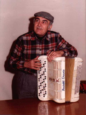 Gigi Stok with Fratelli Crosio Accordion