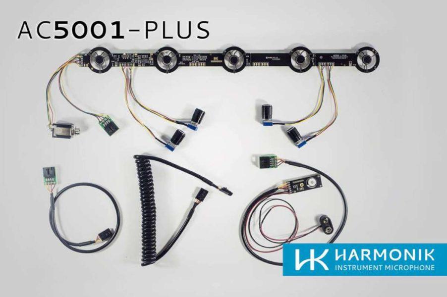 Harmonik ac5001plus