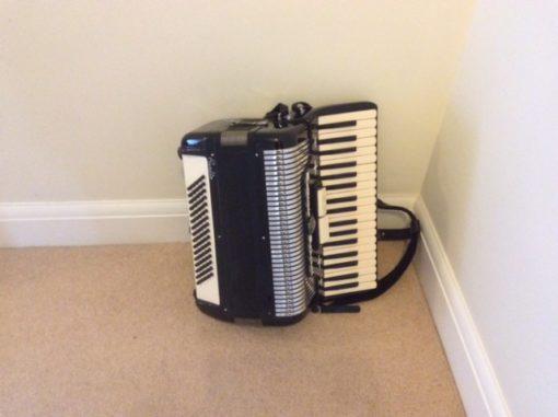 Settimio Soprani 80 bass piano accordion