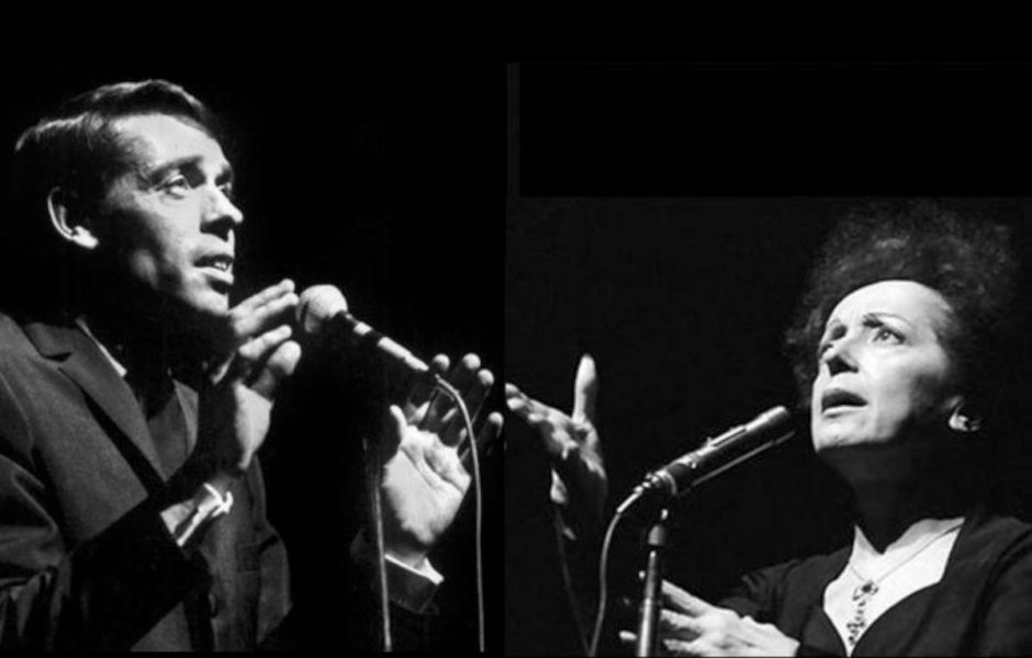 Jacques Brel and Edith Piaf - Pizza Express Live - Joanna Strand