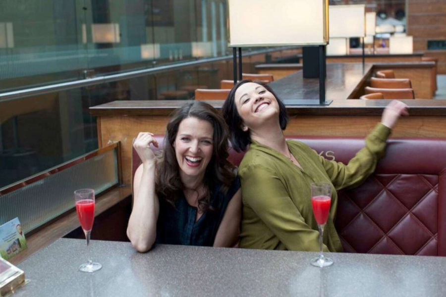 Joanna Strand and Jacqui Tate Christmas Show - The Pheasantry