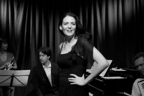 Joanna strand and ensemble
