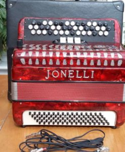 Jonelli 43key96bass