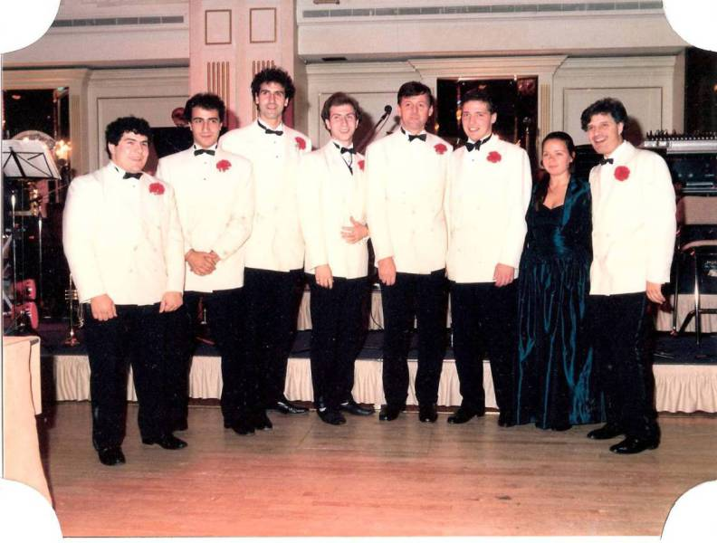 L'Orchestra Rara at the Grosvenor House 1988