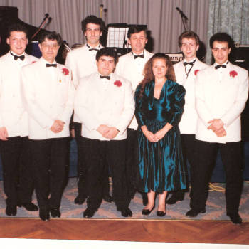 L'Orchestra Rara - The Savoy around 1989