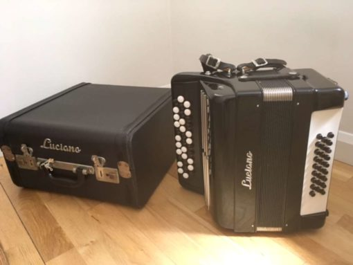 Luciano B System with case