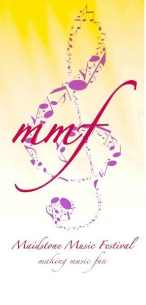Maidstone Music Festival Logo