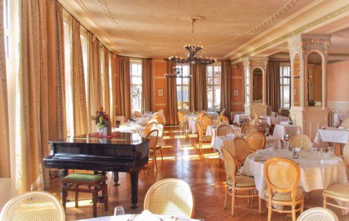 Grand Hotel des Rasses Dining Room