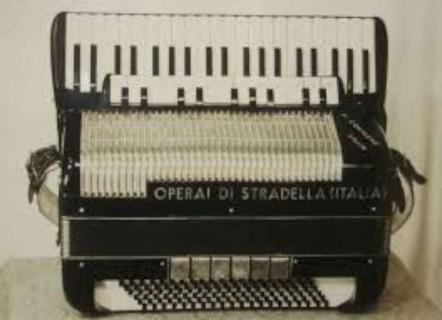 Operai di Stradella accordion for Stalin