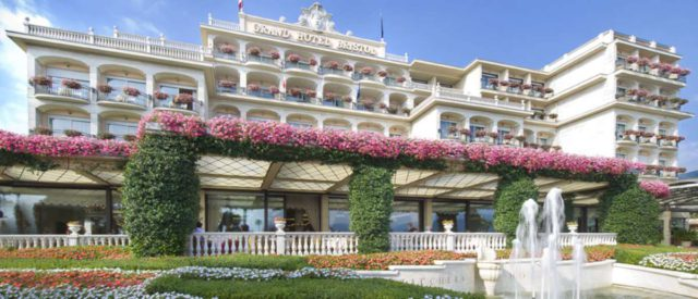 Grand Hotel Bristol - Stresa on Lake Maggiore