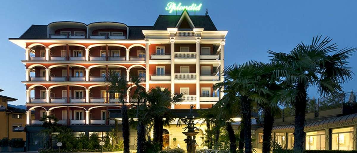 Hotel Splendid - Baveno -Lake Maggiore