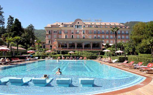 Hotel Simplon - Baveno on Lake Maggiore