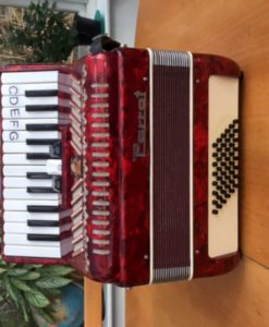 Parrot Accordion
