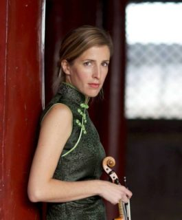 Philippa Mo - Violinist