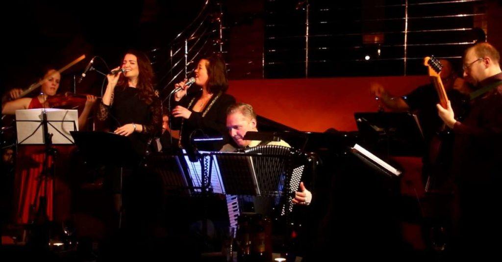 The Romano Viazzani Ensemble in action