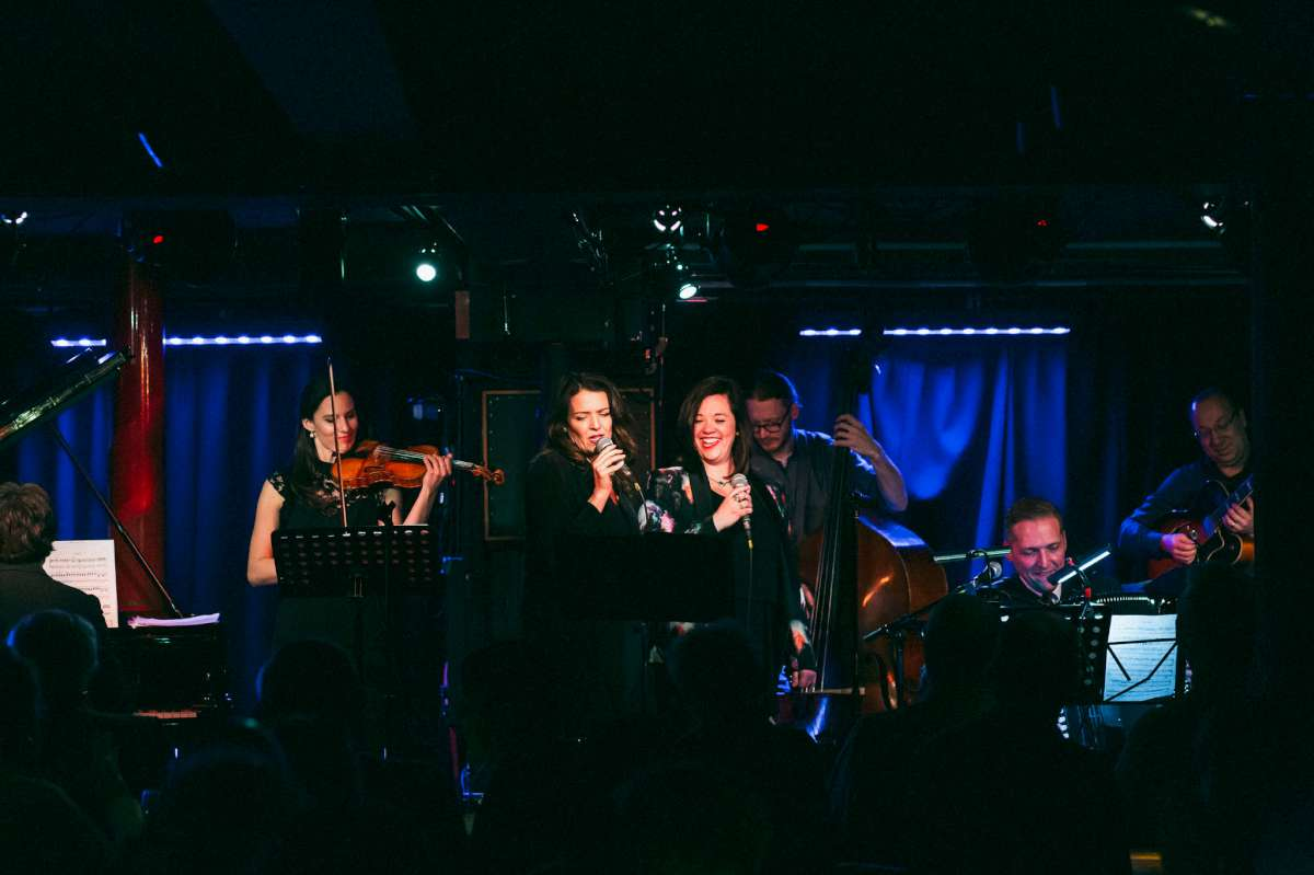 Romano Viazzani Ensemble at the Pizza Express Dean Street Photo