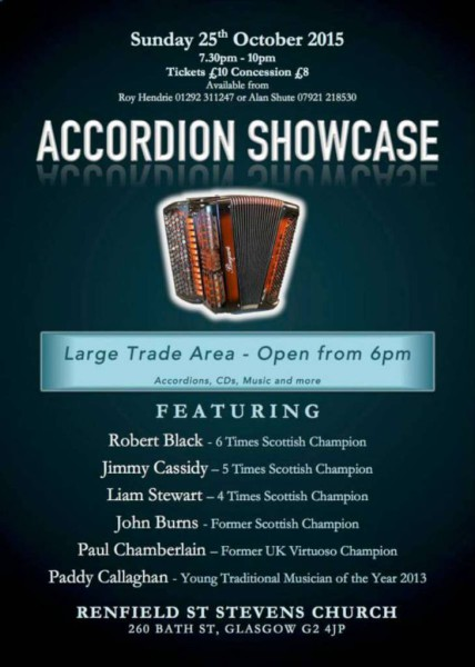 Scottish Accordion Showcase