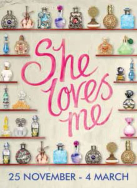 She Loves Me - Menier Chocolate Factory