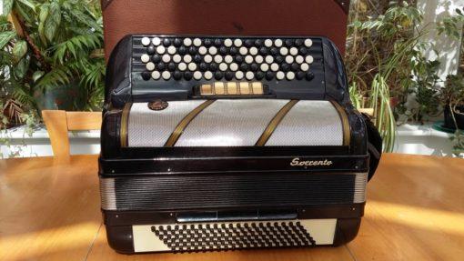Sorrento button accordion 48buttons120bass