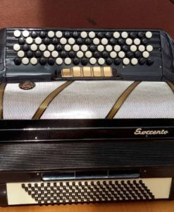 Sorrento button accordion 48buttons120bass