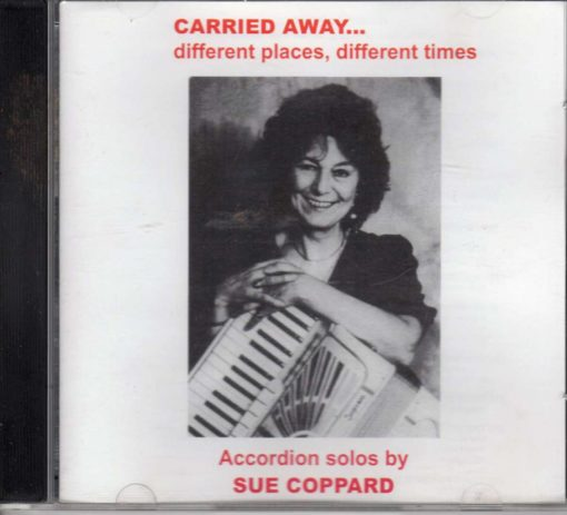 Sue Coppard CD Carried Away...
