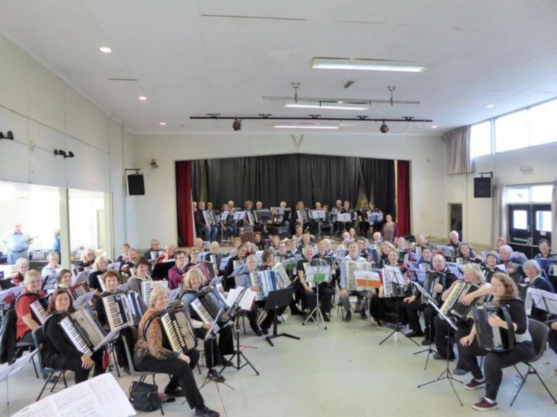 Super Accordion Orchestra