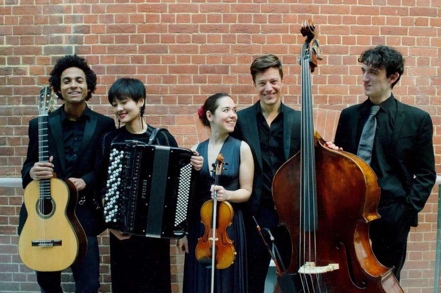 Tango Nuevo Quintet