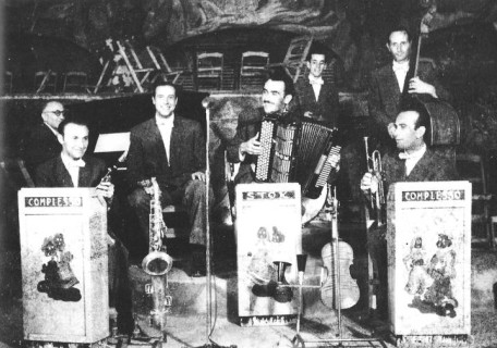 Gigi Stok and his Ensemble