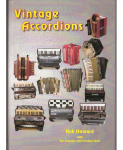 One cannot be anything other than amazed at some of the forms accordions have taken over the years. Lots of great colour pictures. A real historic record.