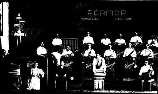 Barimar and his Orchestra