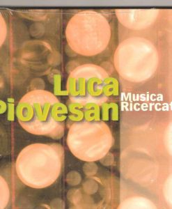 """Luca Piovesan, a fine young classical accordionist from Italy makes his debut classical album in an interesting blend of well-known and lesser-known pieces from the classical accordion's ever-growing repertoire. Etincelles (Moritz Moszkowski), Sonata in C major K.513 (Domenico Scarlatti), Pandur (Otar Taktakishvily), 4 pieces from the orchestral suite """"Revis Fairy Tale"""" Chichikov's Childhood, Officials, Waltz, Polka (Alfred Schnittke),4 pieces from """"Musica Ricercata"""" I Sostenuto, III Allegro con spirito, IV Tempo di Valse """"a l'orgue de Barbarie"""", VIII Vivace, Energico (Gyorgy Ligeti), Winter morning (Vladislav Zolotariev), Disco- Toccata (Petri Makkonen), Ligatura """"The answered unanswered question"""" (Gyorgy Kurtag)"""