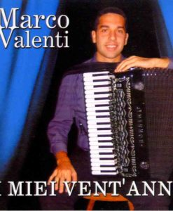 The young Italian virtuoso Marco Valenti, in his debut album, plays some all-time accordion favourite showpieces in his own inimitable style. Asturias (Albeniz) La Mazurka du Diable (Ferrero), Moto Perpetuo (Paganini), Il Treno (Beltrami), Czardas (Monti) La Pire Mazurka (Noel/Massoutie) Carnelvale di Venezia (Paganini) Libertango (Piazzolla) Figaro (Rossini), Volo del Calabrone (Flight of the Bumble Bee) (Rimski-Korsakov), Sur un Air de Migliavacca (Bouvelle), Espana Cani (Marquina), S4 Turbo (Valenti), Pietro's Return (Deiro)