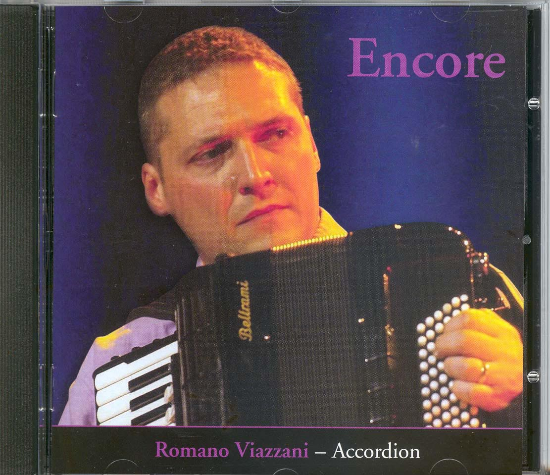Romano Viazzani plays a varied selection of concert pieces from Richard Galliano to Paul Weller